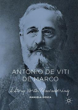 Mosca, Manuela - Antonio de Viti de Marco, e-kirja