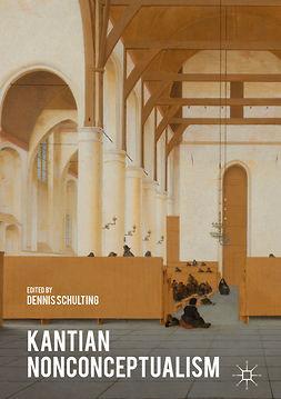 Schulting, Dennis - Kantian Nonconceptualism, ebook