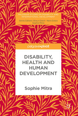 Mitra, Sophie - Disability, Health and Human Development, ebook