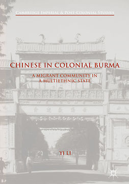 Li, Yi - Chinese in Colonial Burma, ebook