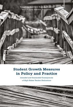 Amrein-Beardsley, Audrey - Student Growth Measures in Policy and Practice, ebook