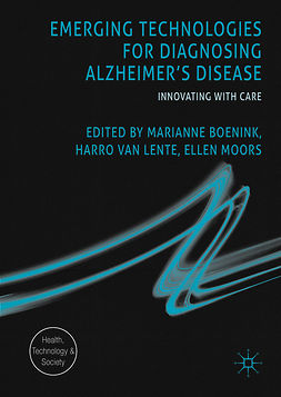 Boenink, Marianne - Emerging Technologies for Diagnosing Alzheimer's Disease, e-kirja