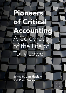 Haslam, Jim - Pioneers of Critical Accounting, ebook