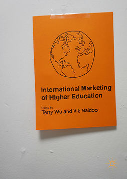 Naidoo, Vik - International Marketing of Higher Education, ebook