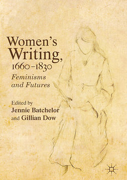 Batchelor, Jennie - Women's Writing, 1660-1830, ebook