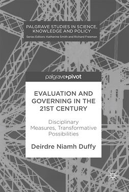 Duffy, Deirdre Niamh - Evaluation and Governing in the 21st Century, ebook