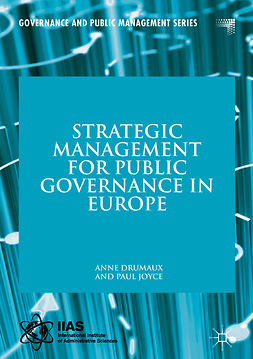 Drumaux, Anne - Strategic Management for Public Governance in Europe, e-bok