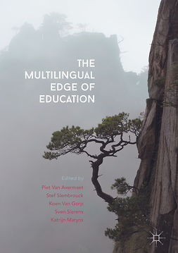 Avermaet, Piet Van - The Multilingual Edge of Education, e-kirja