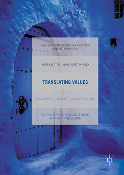 Blumczynski, Piotr - Translating Values, ebook