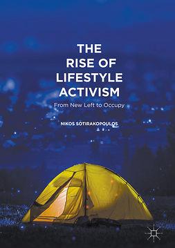 Sotirakopoulos, Nikos - The Rise of Lifestyle Activism, e-kirja
