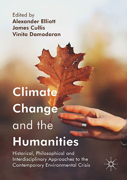 Cullis, James - Climate Change and the Humanities, ebook