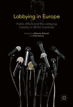 Bitonti, Alberto - Lobbying in Europe, ebook