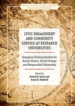 Mitchell, Tania D. - Civic Engagement and Community Service at Research Universities, ebook
