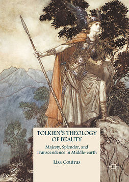 Coutras, Lisa - Tolkien's Theology of Beauty, e-bok