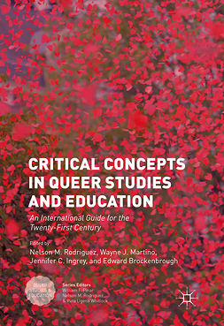 Brockenbrough, Edward - Critical Concepts in Queer Studies and Education, ebook