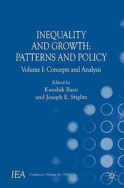 Basu, Kaushik - Inequality and Growth: Patterns and Policy, e-kirja