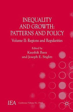 Basu, Kaushik - Inequality and Growth: Patterns and Policy, ebook