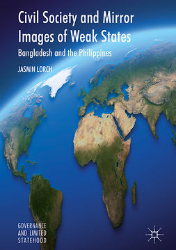 Lorch, Jasmin - Civil Society and Mirror Images of Weak States, ebook
