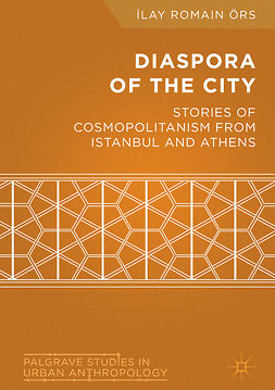 Örs, İlay Romain - Diaspora of the City, ebook