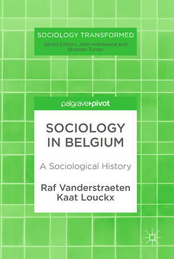 Louckx, Kaat - Sociology in Belgium, ebook