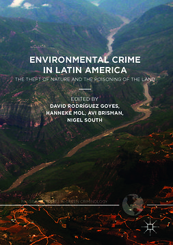 Brisman, Avi - Environmental Crime in Latin America, e-bok