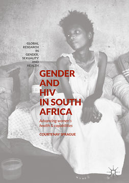 Sprague, Courtenay - Gender and HIV in South Africa, e-bok