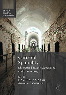 Moran, Dominique - Carceral Spatiality, ebook