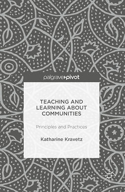 Kravetz, Katharine - Teaching and Learning About Communities, ebook