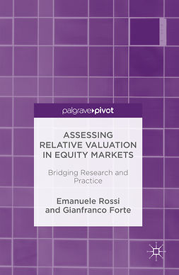Forte, Gianfranco - Assessing Relative Valuation in Equity Markets, ebook
