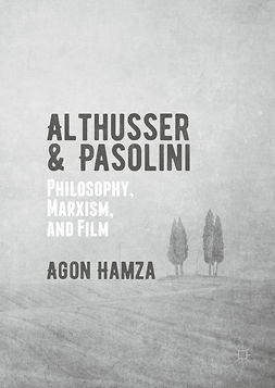 Hamza, Agon - Althusser and Pasolini, ebook
