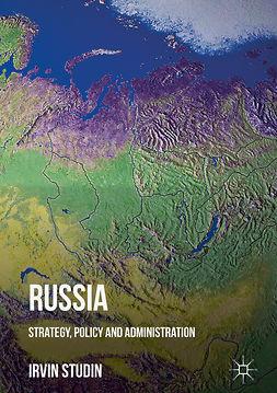 Studin, Irvin - Russia, ebook