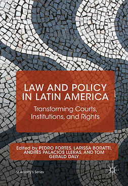 Boratti, Larissa - Law and Policy in Latin America, ebook