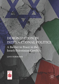 Normand, Linn - Demonization in International Politics, e-kirja