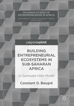 Beugré, Constant D. - Building Entrepreneurial Ecosystems in Sub-Saharan Africa, ebook