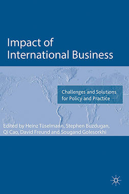 Buzdugan, Stephen - Impact of International Business, ebook