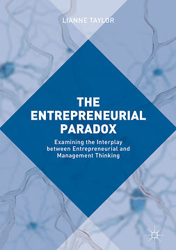 Taylor, Lianne - The Entrepreneurial Paradox, ebook