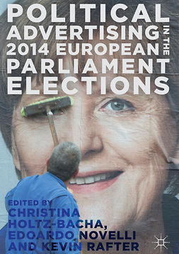 Holtz-Bacha, Christina - Political Advertising in the 2014 European Parliament Elections, ebook