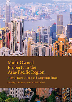 Altmann, Erika - Multi-Owned Property in the Asia-Pacific Region, ebook