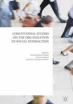 Doehler, Simona Pekarek - Longitudinal Studies on the Organization of Social Interaction, e-bok