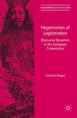 Biegoń, Dominika - Hegemonies of Legitimation, e-kirja