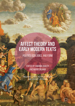 Bailey, Amanda - Affect Theory and Early Modern Texts, e-kirja