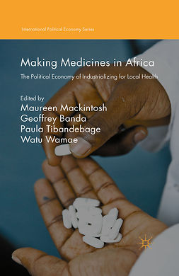 Banda, Geoffrey - Making Medicines in Africa, ebook