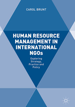 Brunt, Carol - Human Resource Management in International NGOs, e-kirja