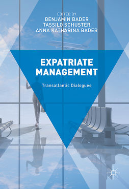 Bader, Anna Katharina - Expatriate Management, ebook