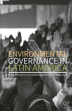Baud, Michiel - Environmental Governance in Latin America, e-kirja