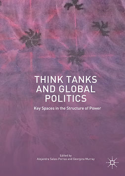 Murray, Georgina - Think Tanks and Global Politics, ebook