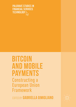 Gimigliano, Gabriella - Bitcoin and Mobile Payments, ebook