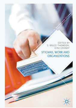 Grandy, Gina - Stigmas, Work and Organizations, ebook