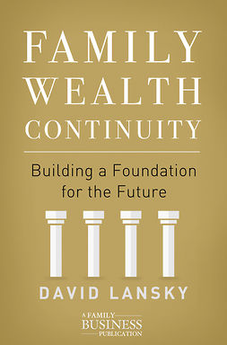 Lansky, David - Family Wealth Continuity, ebook