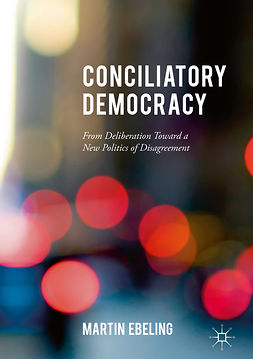 Ebeling, Martin - Conciliatory Democracy, ebook